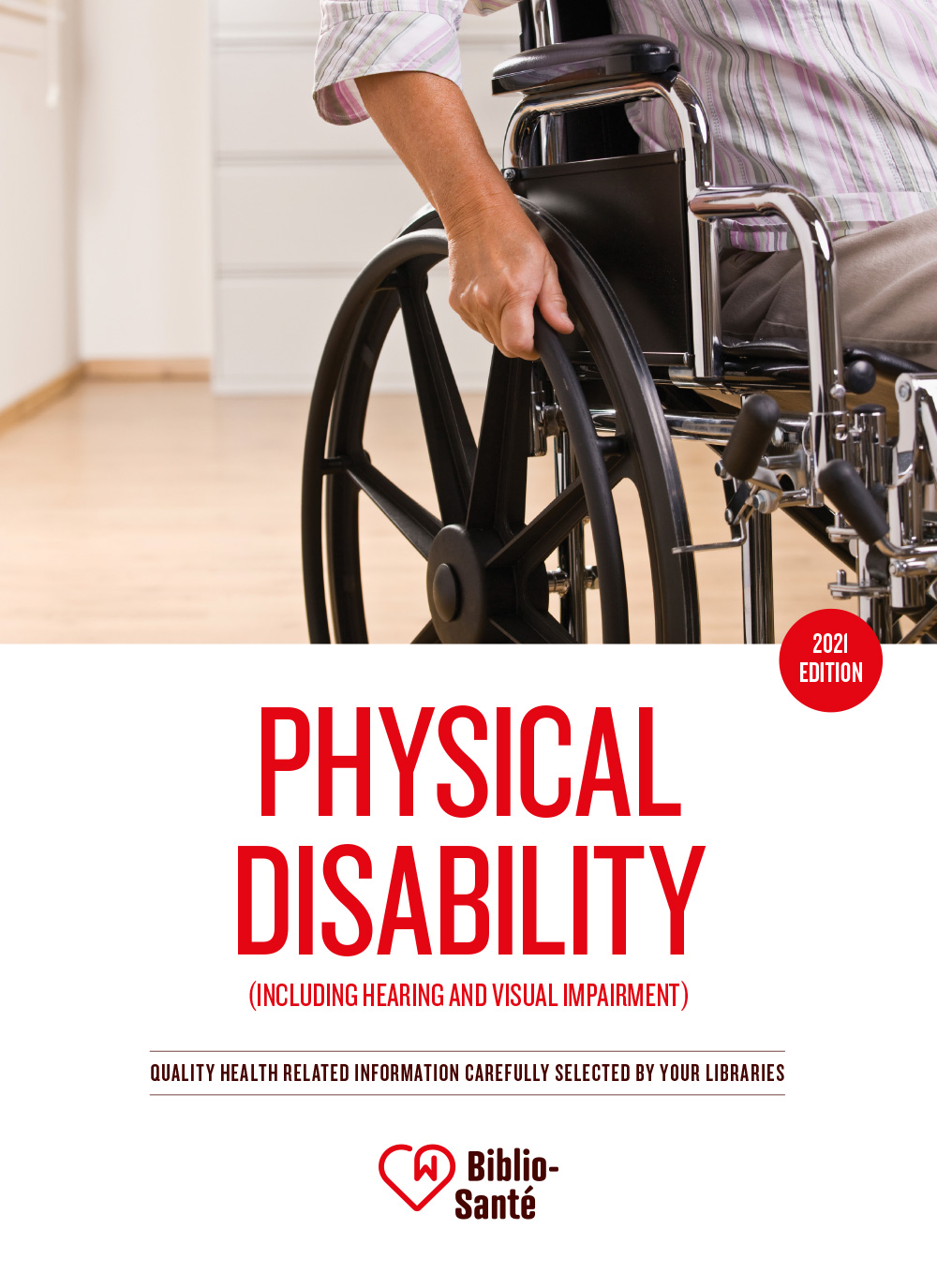 Physical disability booklet