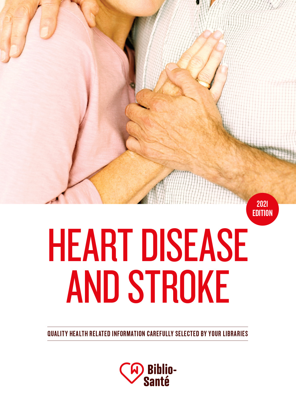 Heart disease and stroke booklet