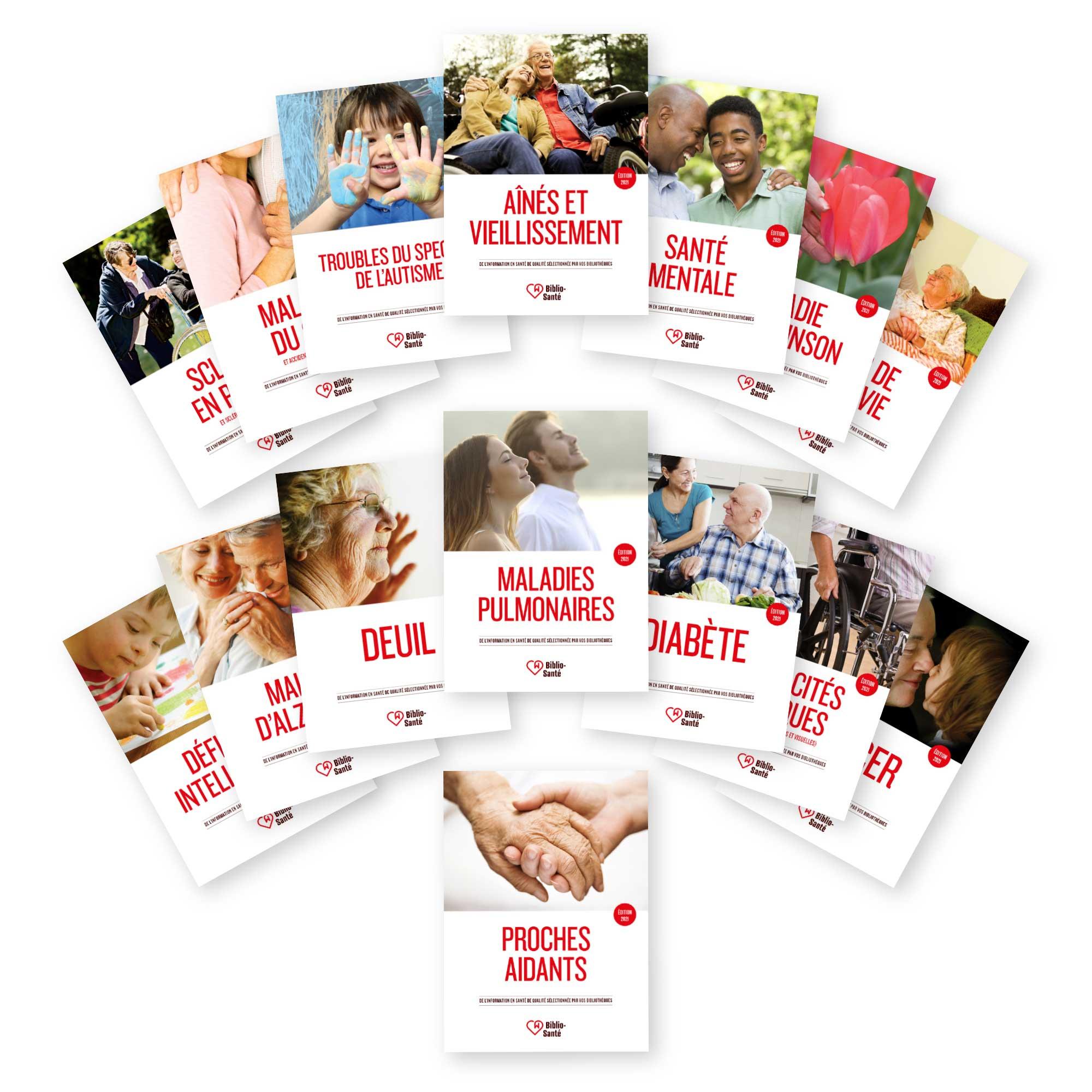 Cahiers thématiques Biblio-Santé